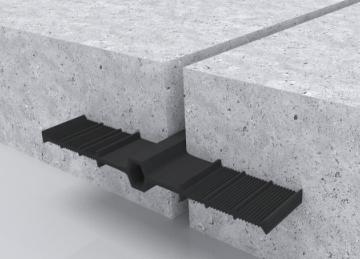 Гидрошпонка для бетона растрескавшийся бетон